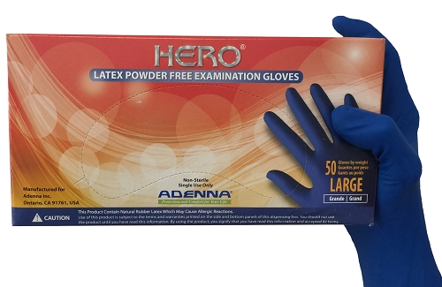 Hero Latex PF Glove