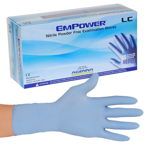 Empower Long Cuff Nitrile